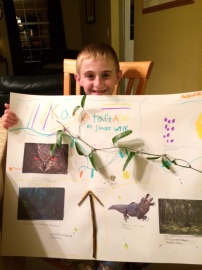 Austin from SC did a book report on Kata-Tartaroo! Thanks, Austin!